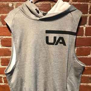 Under Armour Coldgear Sleeveless Sweatshirt